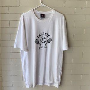 Lacoste Tennis t shirt
